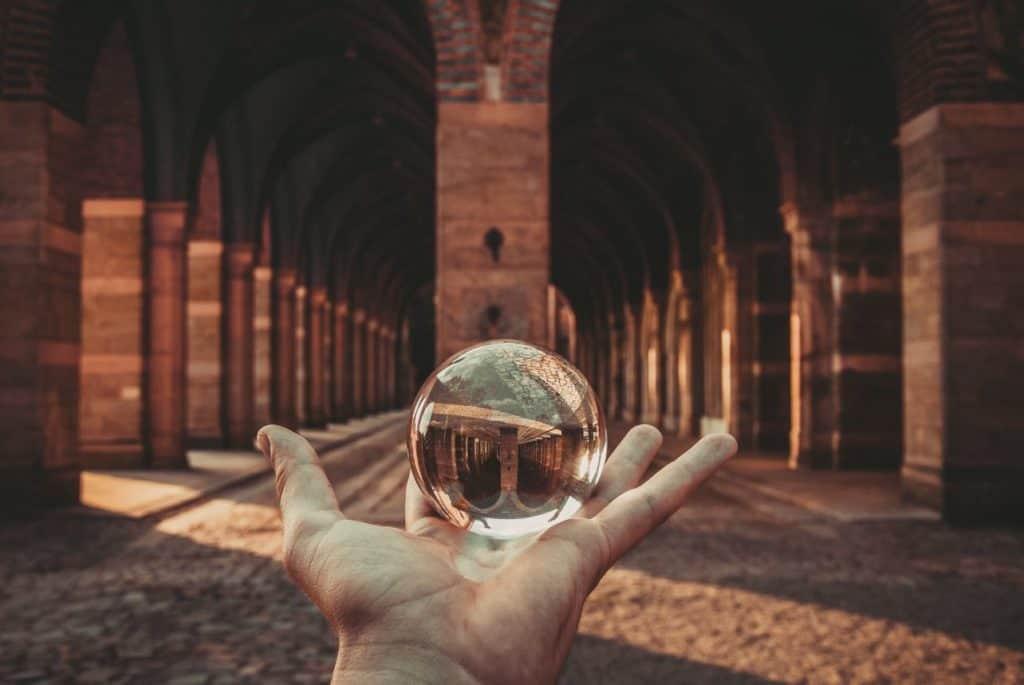 algorithm crystal ball