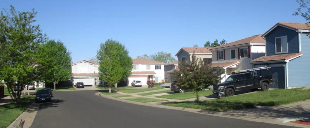 Home appraisals come in low neighborhood photo