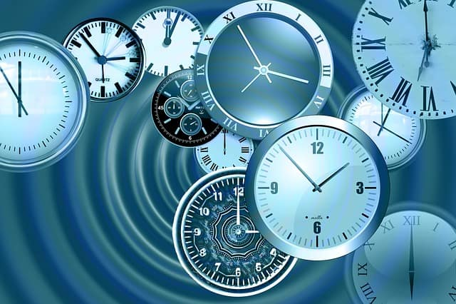Retrospective Appraisal Time Graphic